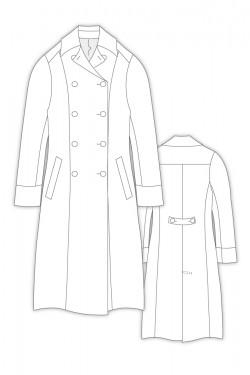 Tailoring- 358/ ダブルブレストコート
