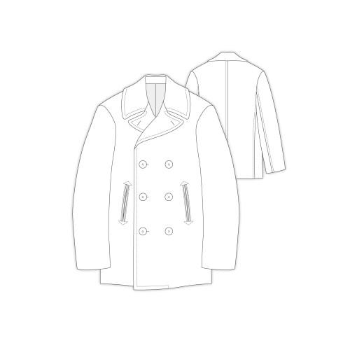 Tailoring- h307/ メンズPコート
