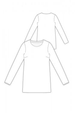 Tailoring- 7Gigi/ カットソーセーター